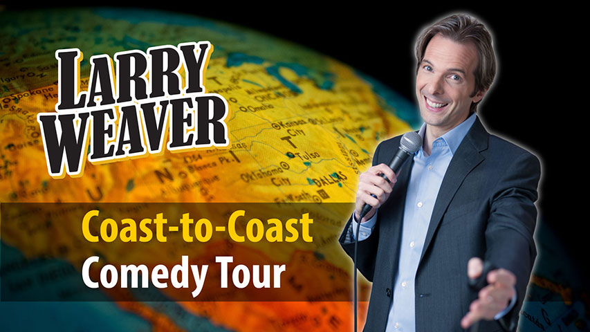 Comedian Tour Dates