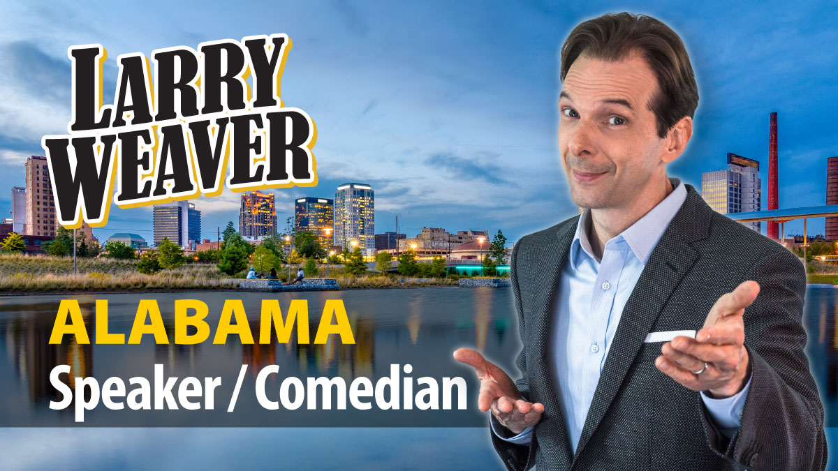 Alabama Comedian and Speaker