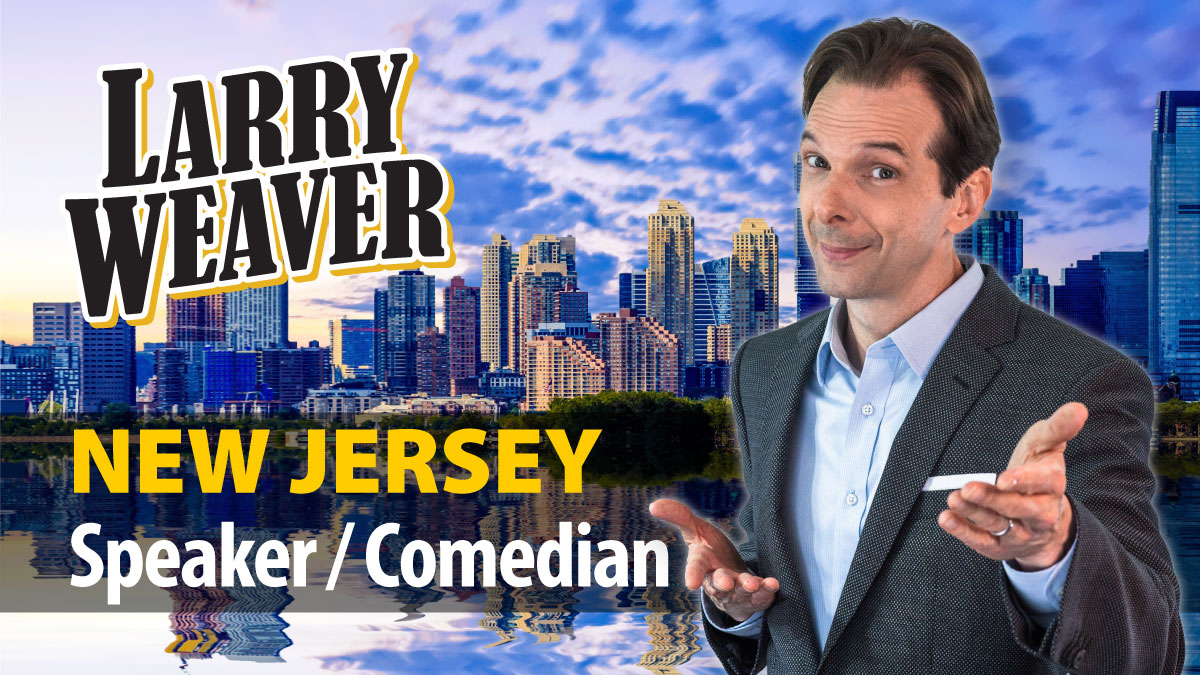 New Jersey Comedian and Speaker