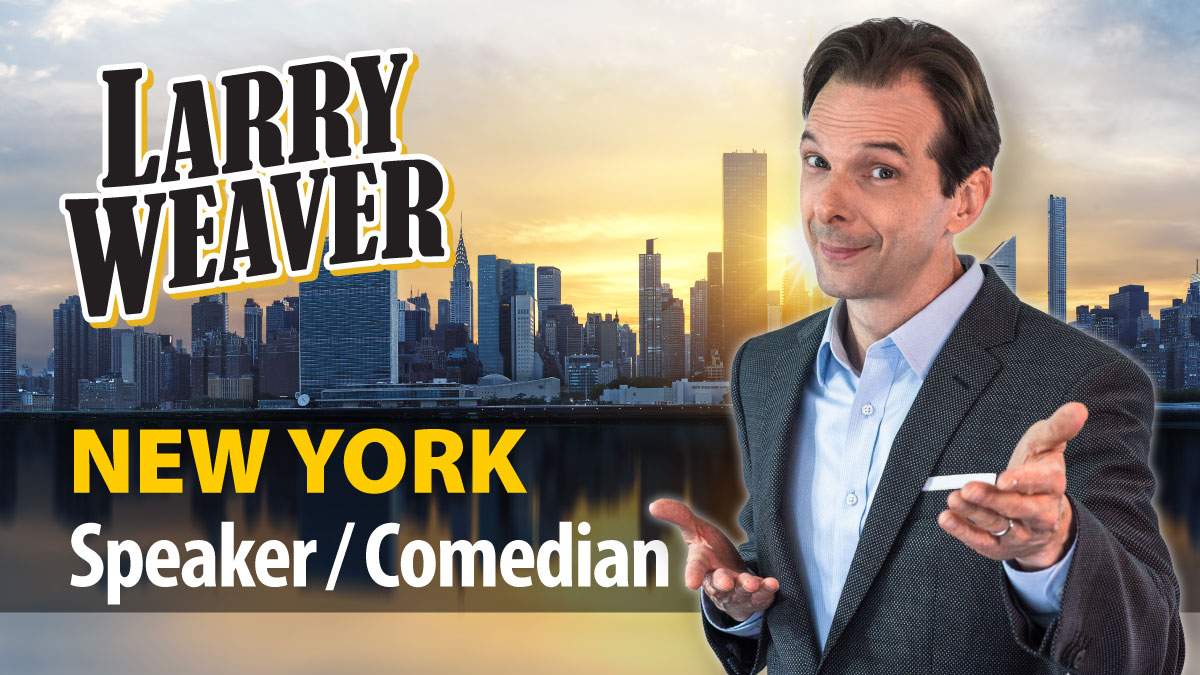 New York Comedian and Speaker