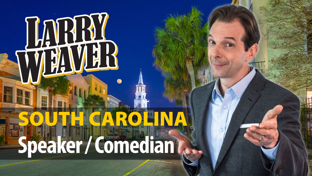 South Carolina Comedian and Speaker